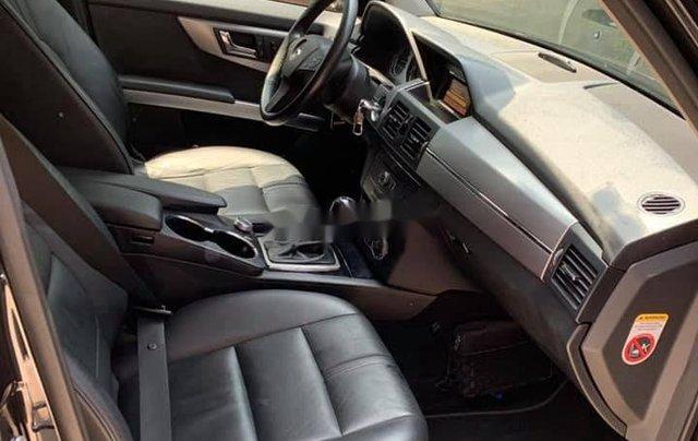 Cần bán xe Mercedes GLK 300 đời 2009, màu đen, nhập khẩu 8