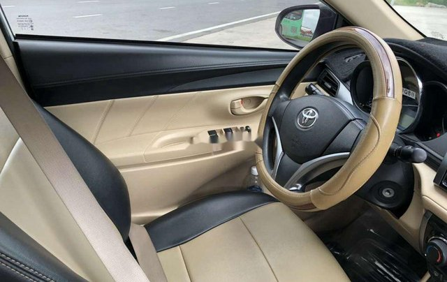 Cần bán xe Toyota Vios đời 2017, màu trắng chính chủ4