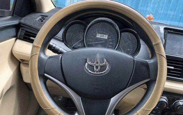 Cần bán xe Toyota Vios đời 2017, màu trắng chính chủ6