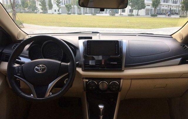 Cần bán Toyota Vios sản xuất năm 2017 còn mới7