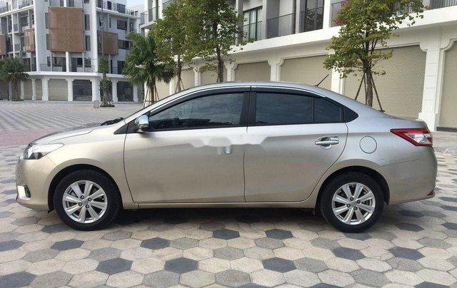 Cần bán Toyota Vios sản xuất năm 2017 còn mới9