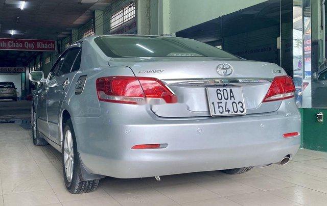 Bán ô tô Toyota Camry sản xuất 2009, màu bạc còn mới5