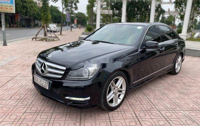 Cần bán lại xe Mercedes C300 AMG năm sản xuất 2011, màu đen1