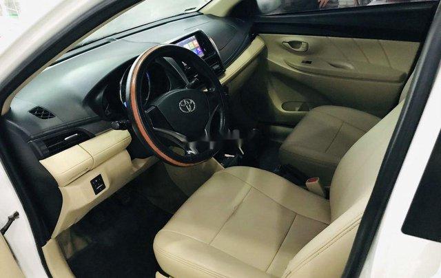 Bán ô tô Toyota Vios sản xuất năm 2017, màu trắng, giá chỉ 385 triệu3
