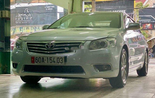Bán ô tô Toyota Camry sản xuất 2009, màu bạc còn mới2
