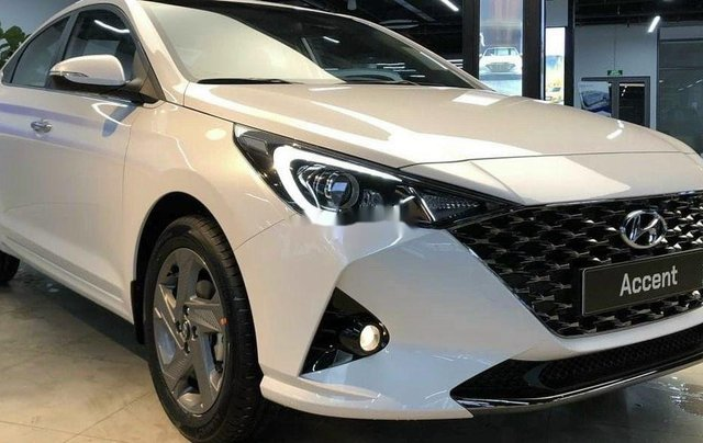 Bán Hyundai Accent sản xuất năm 2020, màu trắng3