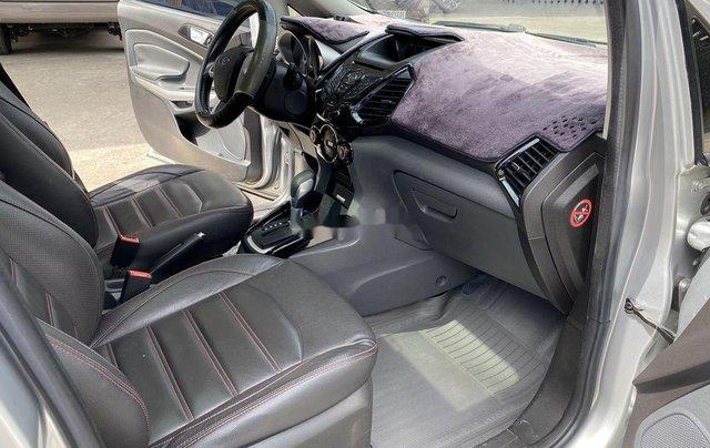 Cần bán gấp Ford EcoSport 2015, màu bạc chính chủ7