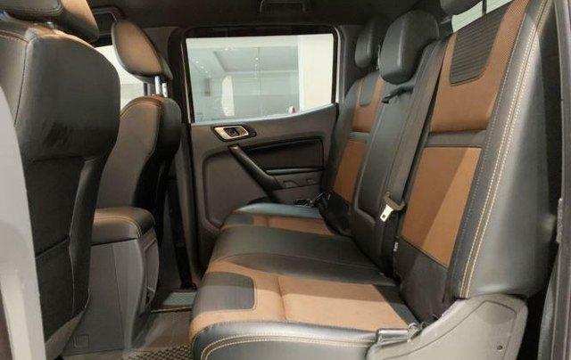 Bán Ford Ranger sản xuất 2017, màu trắng còn mới, 755 triệu7
