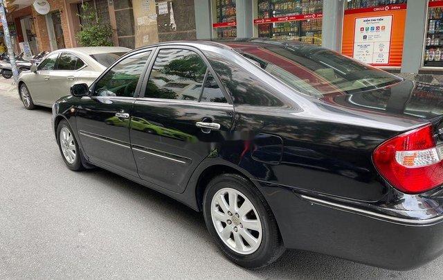 Bán Toyota Camry năm sản xuất 2003, màu đen4