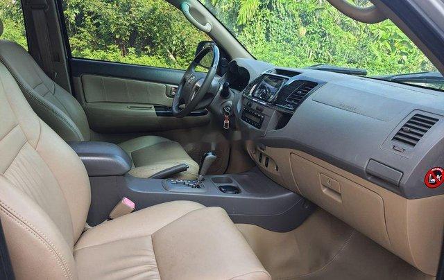 Bán xe Toyota Fortuner năm 2012 còn mới, 450tr8