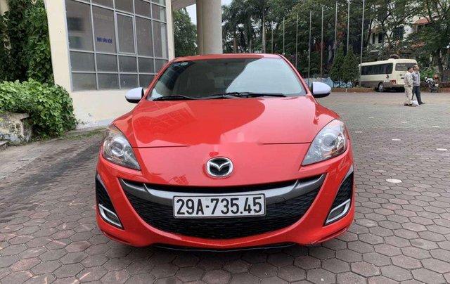 Cần bán xe Mazda 3 đời 2010, màu đỏ, nhập khẩu nguyên chiếc chính chủ0
