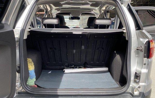 Cần bán gấp Ford EcoSport 2015, màu bạc chính chủ9