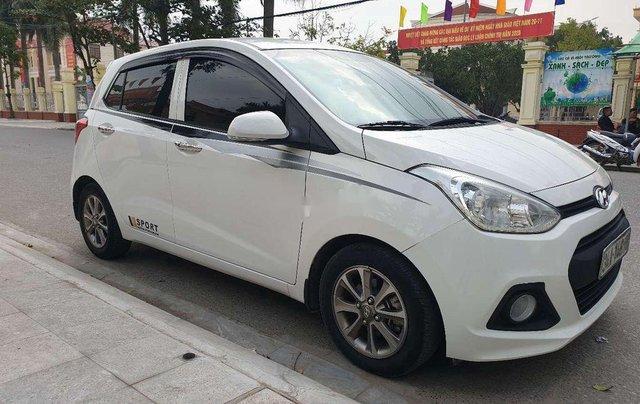 Bán Hyundai Grand i10 sản xuất năm 2015, nhập khẩu nguyên chiếc còn mới2