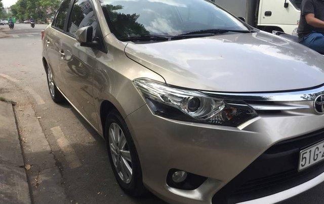 Bán Toyota Vios sản xuất năm 2017 còn mới23