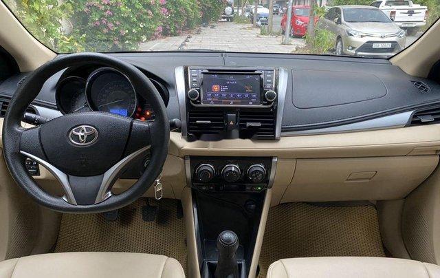Bán ô tô Toyota Vios sản xuất năm 2016 còn mới, giá chỉ 455 triệu3