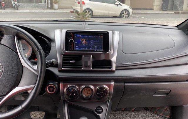 Cần bán Toyota Yaris sản xuất 2014, màu đỏ, nhập khẩu, giá tốt9