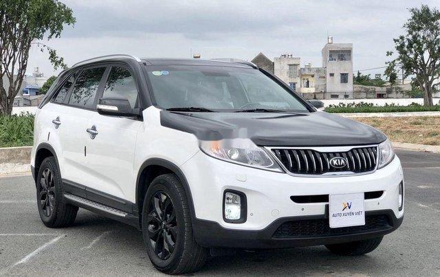 Cần bán xe Kia Sorento sản xuất 2018 còn mới, giá chỉ 798 triệu0