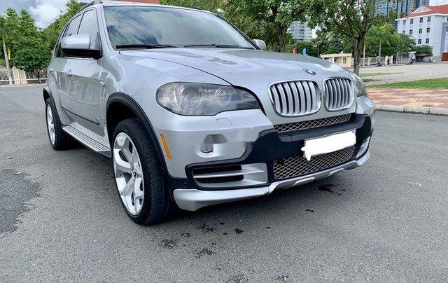 Bán xe BMW X5 năm 2008, màu bạc, nhập khẩu chính chủ, giá tốt1