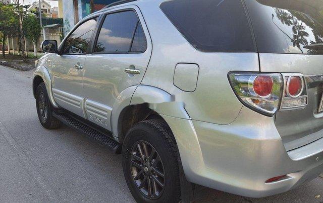 Bán xe Toyota Fortuner năm 2012 còn mới, 450tr4