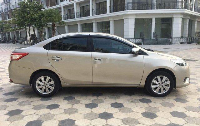 Cần bán Toyota Vios sản xuất năm 2017 còn mới11