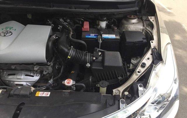 Bán Toyota Vios sản xuất năm 2017 còn mới18