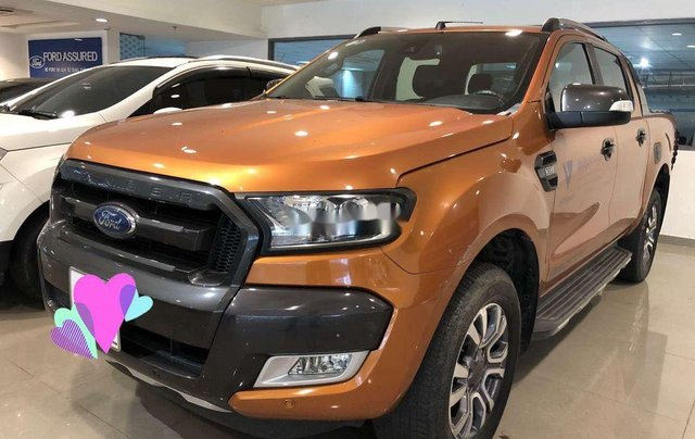 Bán xe Ford Ranger 2016, nhập khẩu nguyên chiếc4