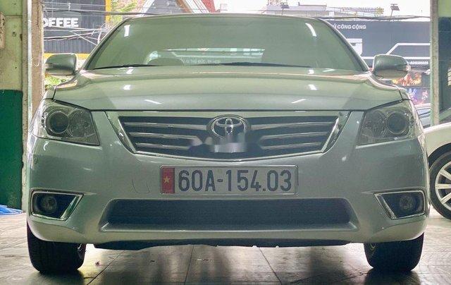 Bán ô tô Toyota Camry sản xuất 2009, màu bạc còn mới0