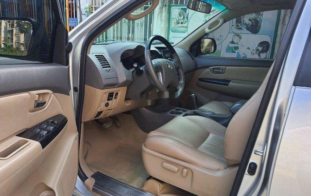 Bán xe Toyota Fortuner năm 2012 còn mới, 450tr9