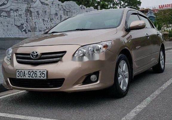 Cần bán Toyota Corolla Altis sản xuất 2008 còn mới2