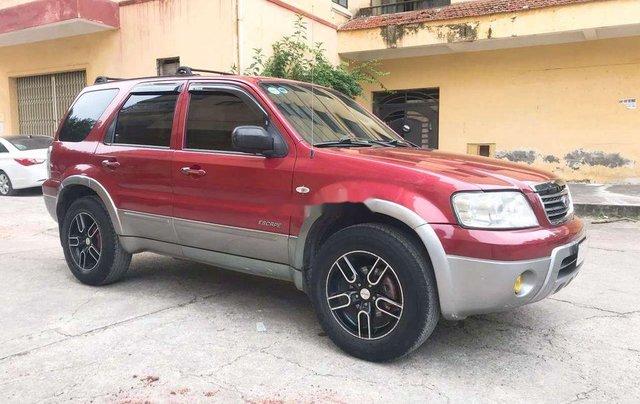 Cần bán xe Ford Escape sản xuất 2004 còn mới1