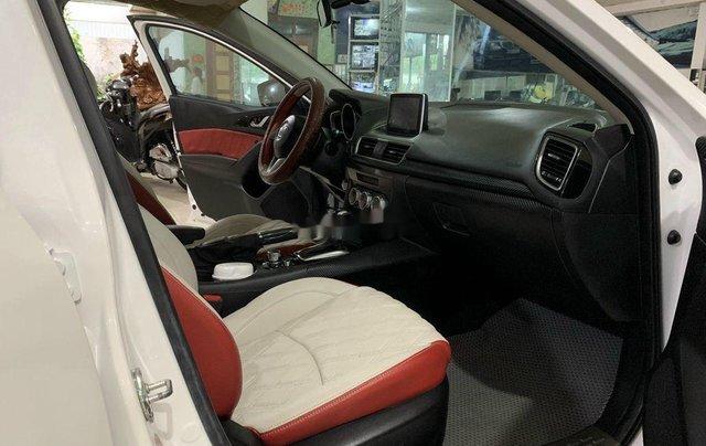 Cần bán lại xe Mazda 3 năm sản xuất 2015, màu trắng, nhập khẩu nguyên chiếc6