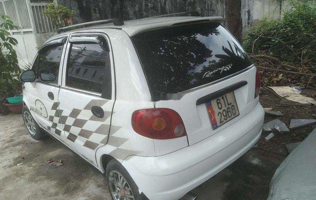 Cần bán gấp Daewoo Matiz đời 2003, màu trắng, nhập khẩu còn mới, giá chỉ 62 triệu5
