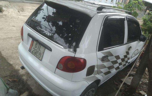 Cần bán gấp Daewoo Matiz đời 2003, màu trắng, nhập khẩu còn mới, giá chỉ 62 triệu4