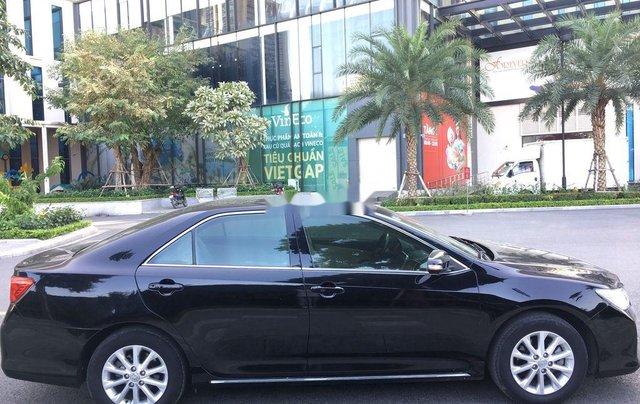 Cần bán xe Toyota Camry 2014, màu đen chính chủ, 668 triệu5