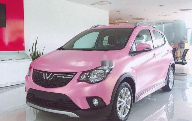 Bán VinFast Fadil sản xuất 2020, màu hồng, giá tốt4