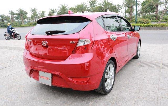 Bán Hyundai Accent 2013, màu đỏ, nhập khẩu2