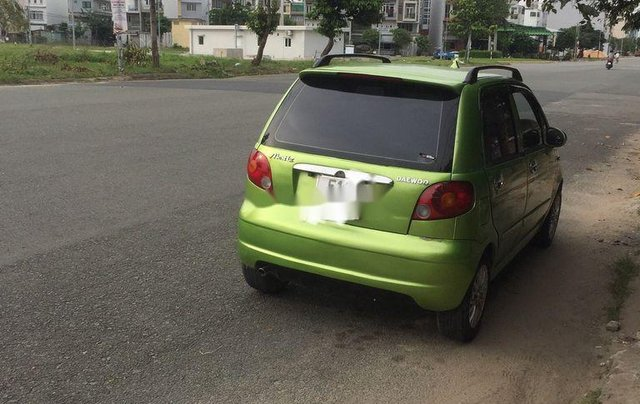 Bán Daewoo Matiz sản xuất năm 2005, xe nhập còn mới, giá tốt1