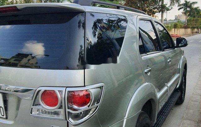 Bán xe Toyota Fortuner năm 2012 còn mới, 450tr2