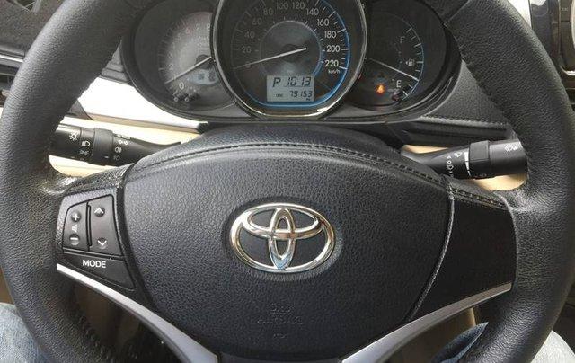 Bán Toyota Vios sản xuất năm 2017 còn mới4