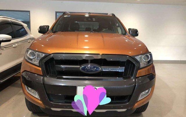 Bán xe Ford Ranger 2016, nhập khẩu nguyên chiếc0