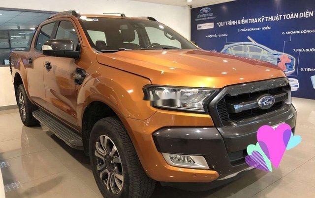 Bán xe Ford Ranger 2016, nhập khẩu nguyên chiếc1
