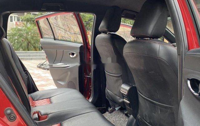 Cần bán Toyota Yaris sản xuất 2014, màu đỏ, nhập khẩu, giá tốt8