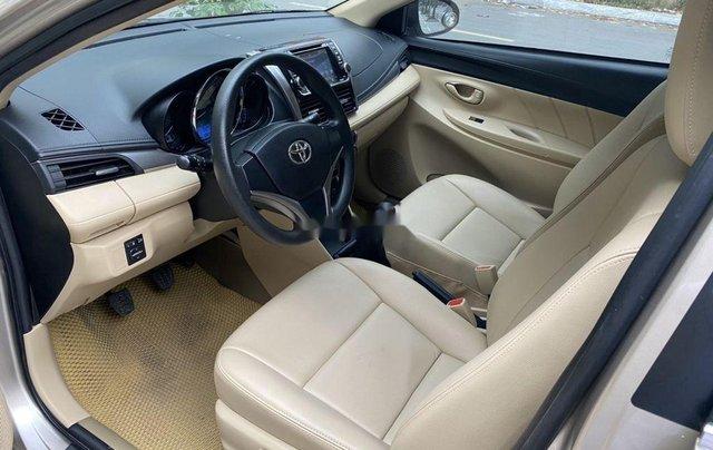 Bán ô tô Toyota Vios sản xuất năm 2016 còn mới, giá chỉ 455 triệu7