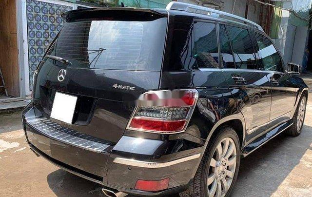 Cần bán xe Mercedes GLK 300 đời 2009, màu đen, nhập khẩu 1