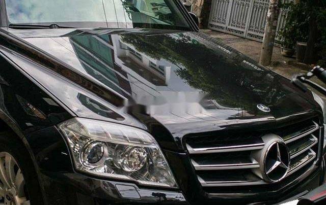Cần bán xe Mercedes GLK 300 đời 2009, màu đen, nhập khẩu 3