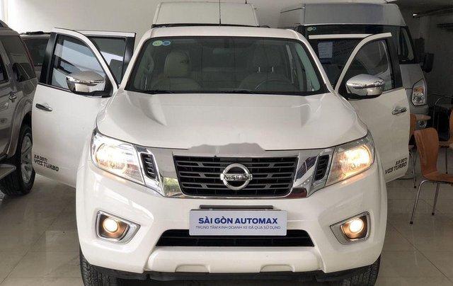 Bán Nissan Navara 2016, màu trắng, nhập khẩu chính chủ0