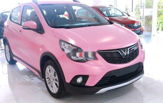 Bán VinFast Fadil sản xuất 2020, màu hồng, giá tốt1