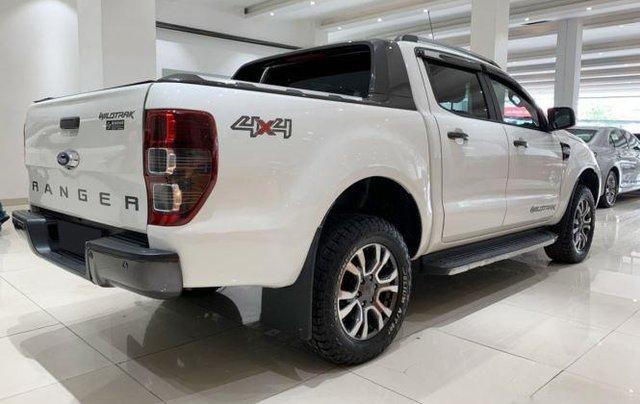 Bán Ford Ranger sản xuất 2017, màu trắng còn mới, 755 triệu5