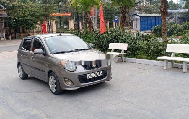 Cần bán xe Kia Morning năm 2011 còn mới0