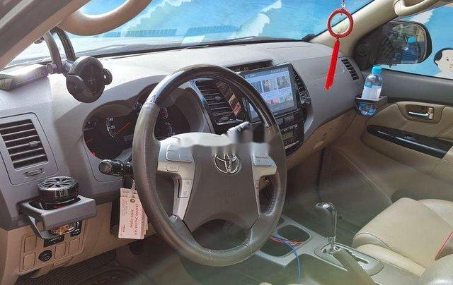 Bán xe Toyota Fortuner năm 2012, màu xám, 590tr4